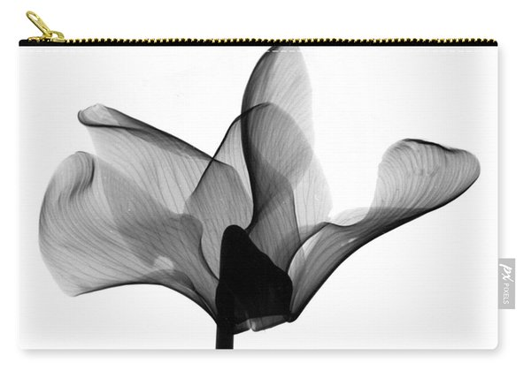 Cyclamen Flower X-ray Carry-all Pouch