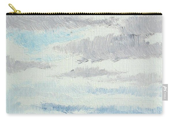 Dagrar Over Salenfjallen- Shifting Daylight Over Distant Horizon 9 Of 10_0029 Carry-all Pouch