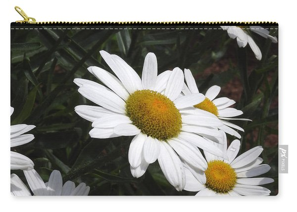 Daisy Day Carry-all Pouch
