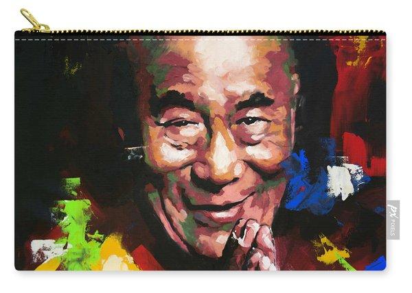 Dalai Lama Carry-all Pouch