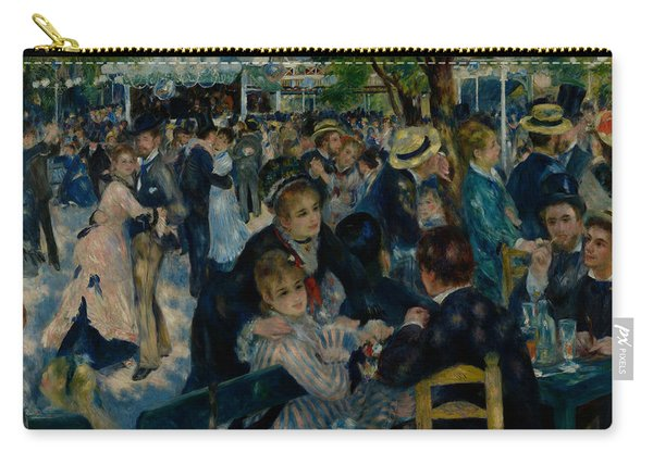 Dance At Le Moulin De La Galette  Carry-all Pouch