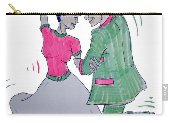Dance To The Beat Carry-all Pouch
