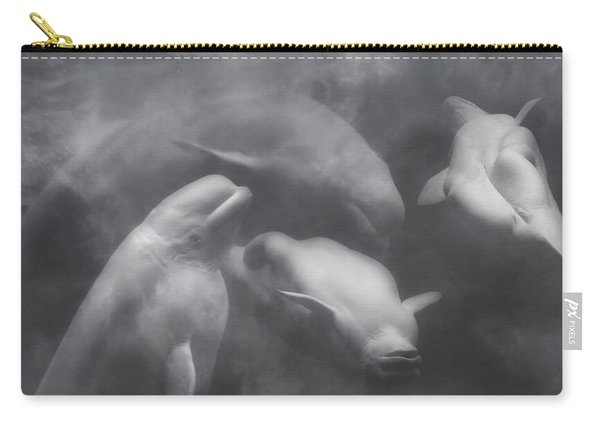 Dancing Belugas  Carry-all Pouch
