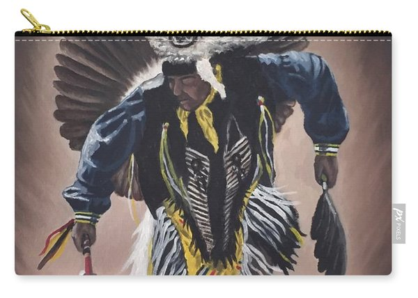 Dancing In The Spirit  Carry-all Pouch