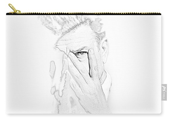 David Lynch Hands Carry-all Pouch