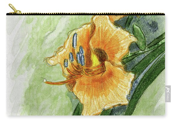 Daylily #2 Carry-all Pouch