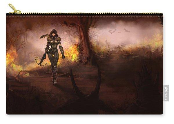 Diablo IIi Carry-all Pouch