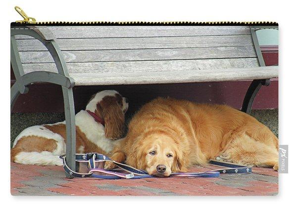 Dog Daze Carry-all Pouch