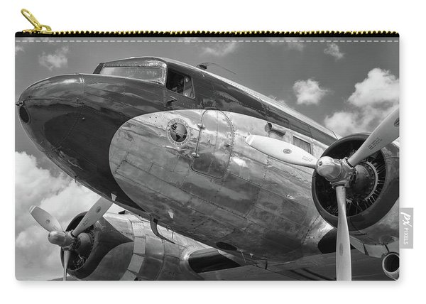 Douglas Dc-3  Carry-all Pouch