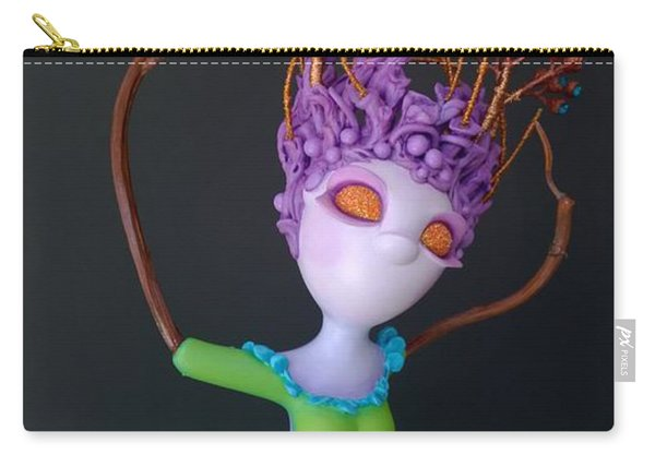 Dragonfly Will O' The Wisp Carry-all Pouch