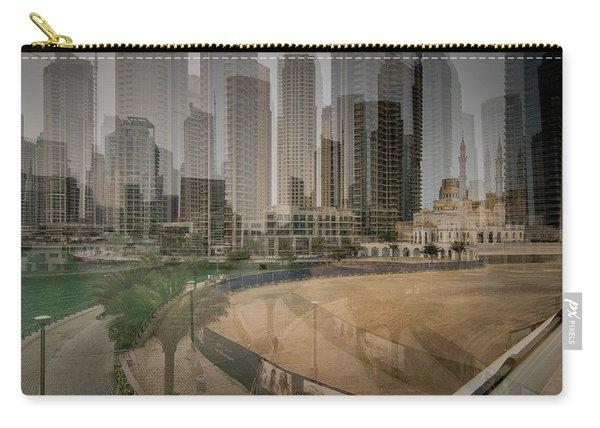 Dubai Marina  Carry-all Pouch