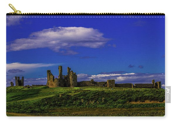 Dunstanburgh Castle Carry-all Pouch