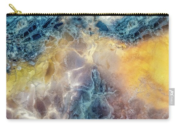 Earth Portrait Carry-all Pouch