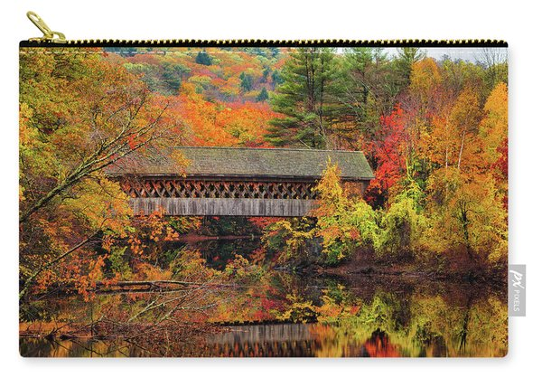 Edna Dean Proctor Bridge Carry-all Pouch