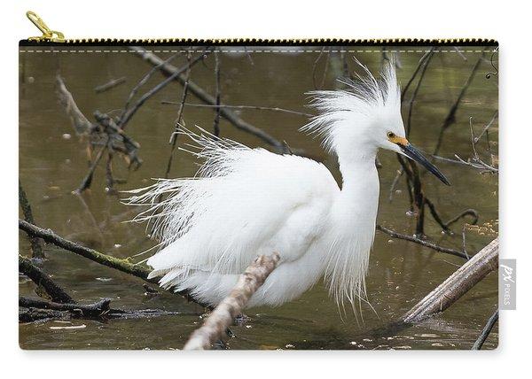 Egret Bath Carry-all Pouch