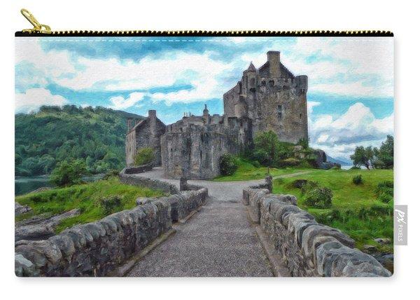 Eilean Donan Castle - -sct665549 Carry-all Pouch