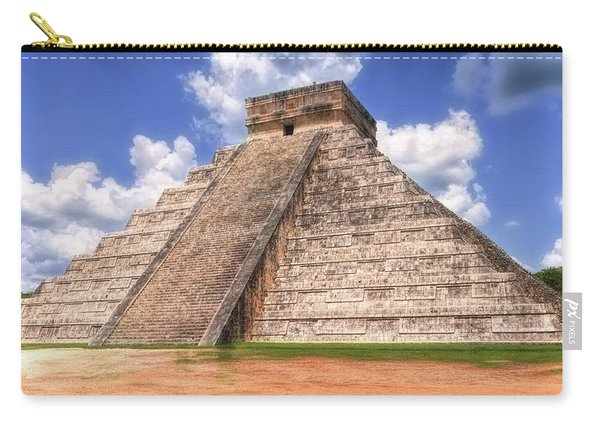 El Castillo Carry-all Pouch