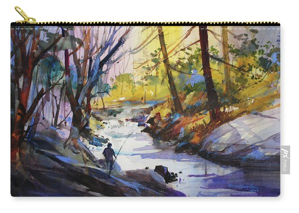 Enchanted Wilderness Carry-all Pouch