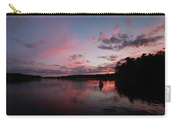 Evening Paddle Carry-all Pouch