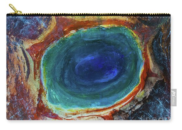 Eye Into The Earth Carry-all Pouch