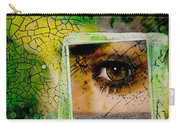 Eye, Me, Mine Carry-all Pouch