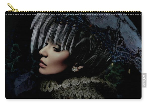 Fashionable Lady Carry-all Pouch