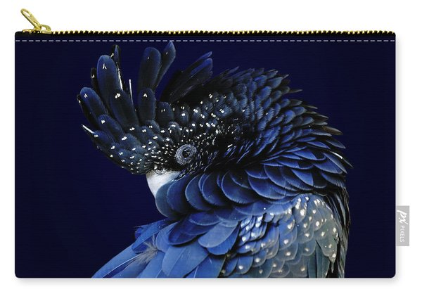 Fibonacci Cockatoo Carry-all Pouch