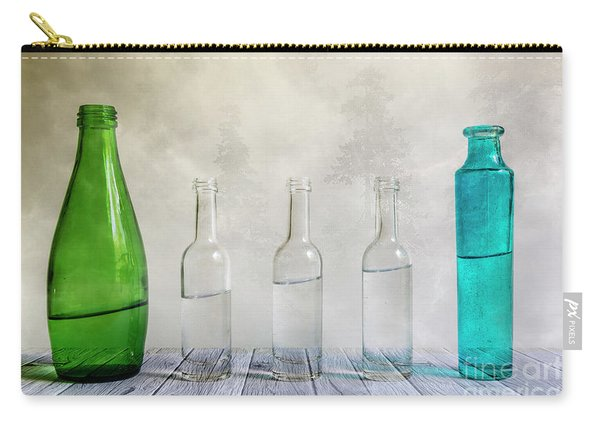 Five Bottles Carry-all Pouch