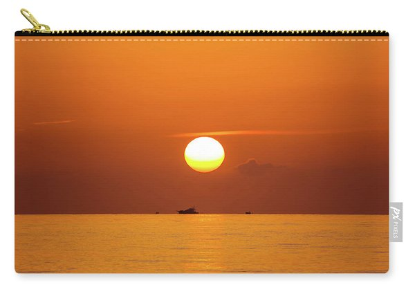 Florida Sunrise Carry-all Pouch