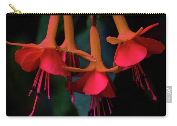 Flowers And Roses 116 Carry-all Pouch