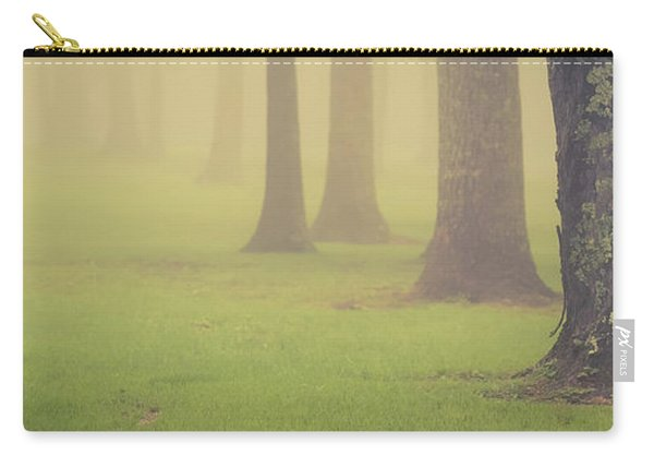 Foggy Trees Pano Carry-all Pouch
