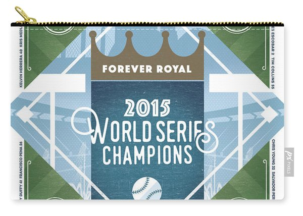Forever Royal Carry-all Pouch