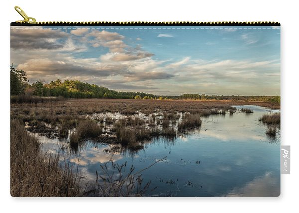Franklin Parker Preserve Landscape Carry-all Pouch
