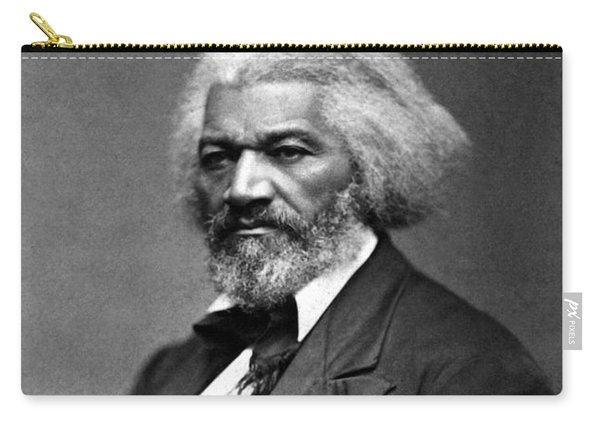 Frederick Douglass Photo Carry-all Pouch