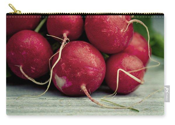 Fresh Radish Carry-all Pouch
