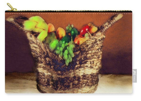 Fruit  Art 11 Carry-all Pouch