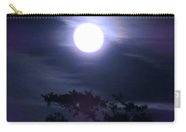 Full Moon Falling Carry-all Pouch