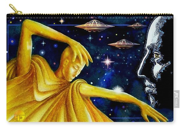 Galactic  Business Carry-all Pouch
