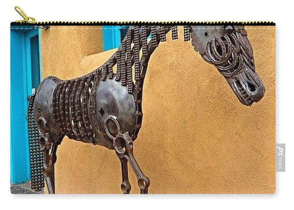 #gallery Hoping On Canyon Road In Carry-all Pouch