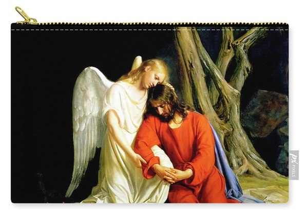 Gethsemane Carry-all Pouch