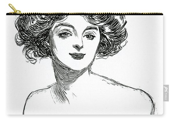 Gibson Girl Carry-all Pouch