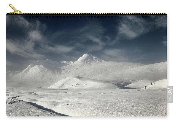 Glencoe Winter Landscape Carry-all Pouch