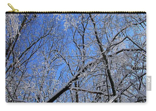 Glowing Forest, Knoch Knolls Park, Naperville Il Carry-all Pouch