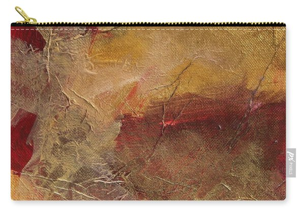 Golden Ruby Carry-all Pouch