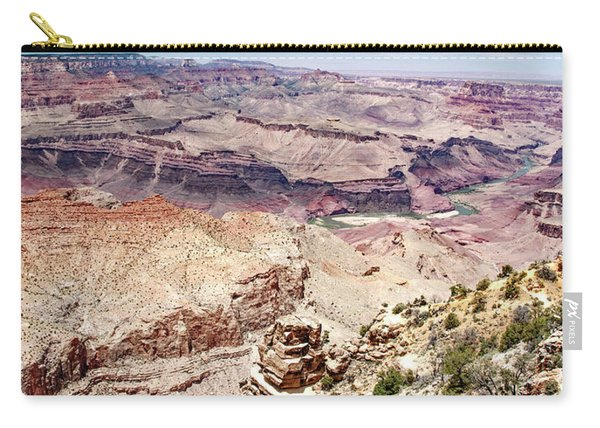 Grand Canyon View From The South Rim, Arizona Carry-all Pouch