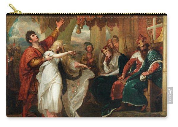 Hamlet Act Iv, Scene V Carry-all Pouch