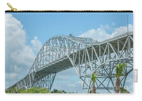 Harbor Bridge Carry-all Pouch