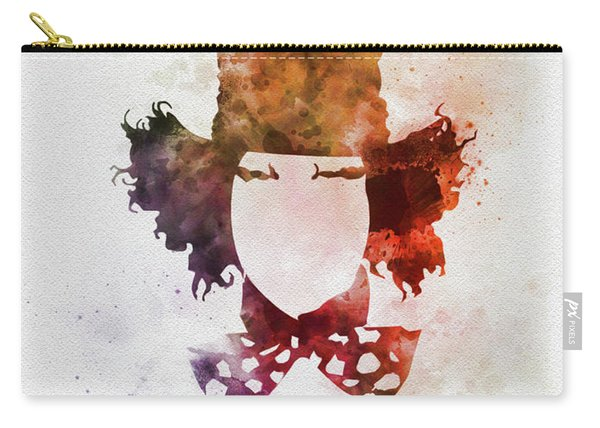 Have I Gone Mad? Carry-all Pouch