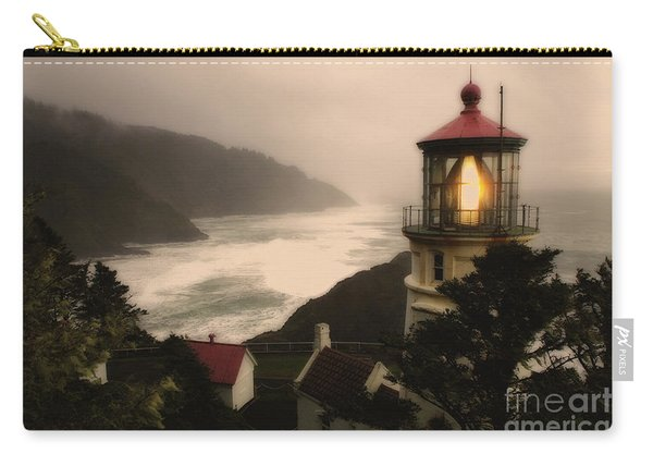 Heceta Head Lighthouse Oregon Carry-all Pouch