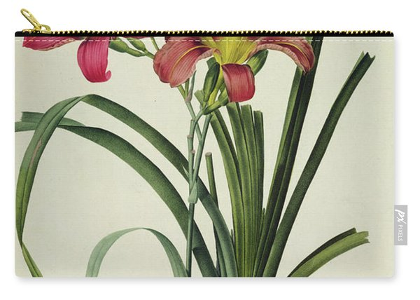 Hemerocallis Fulva Carry-all Pouch
